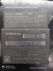módulo de airbag fiat linea - 51920843