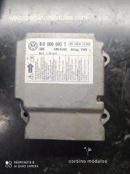 módulo de airbag vw jetta-1K0 909 605 T - 5WK43412