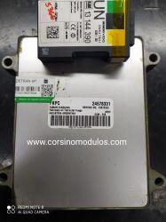 kit code Celta Prisma 1.0 Flex VHCE-24578331- FKPC Z4