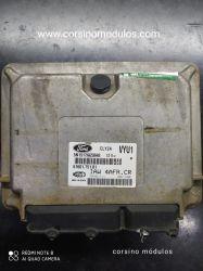 Módulo de Injeção Ecosport 1.6 Flex - IAW 4AFR.CR - VYU1- 5N1512A650AB