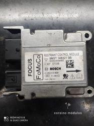 módulo airbag ford focus - 9M5T 14B321 BB - 0 285 010 889