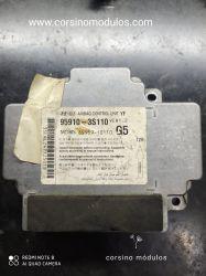 módulo airbag Hyundai Sonata-95910-3S110 - 3S959-10110