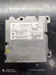 módulo airbag citroen c4-98 067 887 80