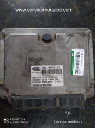 Módulo De Injeção Fiorino 1.3 8v Gasolina-IAW 4AFB.F1-55187300
