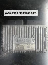 Módulo de câmbio aut Citroen Xsara - S118047549 B - 9655683680