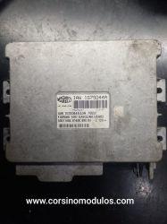 Módulo de injeção Fiorino 1.5 8V-IAW 1G7SD44A