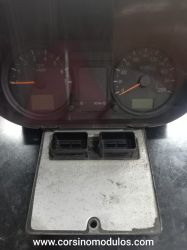 kit code Fiesta 1.0 8V-2S65-12A650-AH