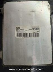 Módulo de Injeção Meriva 1.4 8V Flex- 24578336-FKPF KS