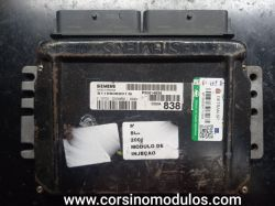 módulo de injeção volvo s40 - S110606001 G