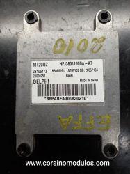 módulo de injeção Towner Hafei - MT20U2 - HFJ3601100DA-A7